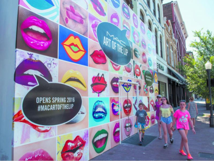 MAC among the new retailers to open on Broughton Street